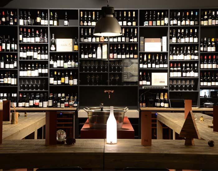 La Fabbrica del Vino - Chi Siamo